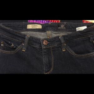 Ag Adriano Goldschmied Jeans - Adriano Goldschmied The legging super skinny